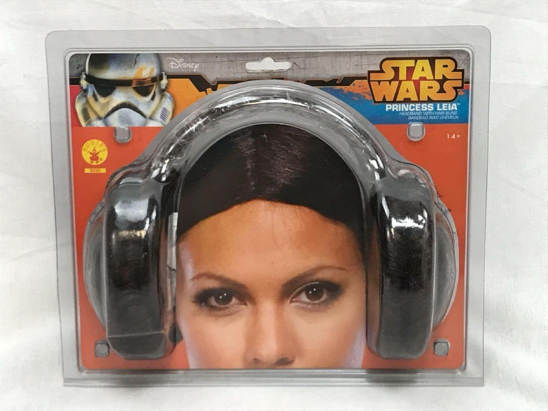NOS - Star Wars Dsney - Princess Leia Hair Buns - - 2