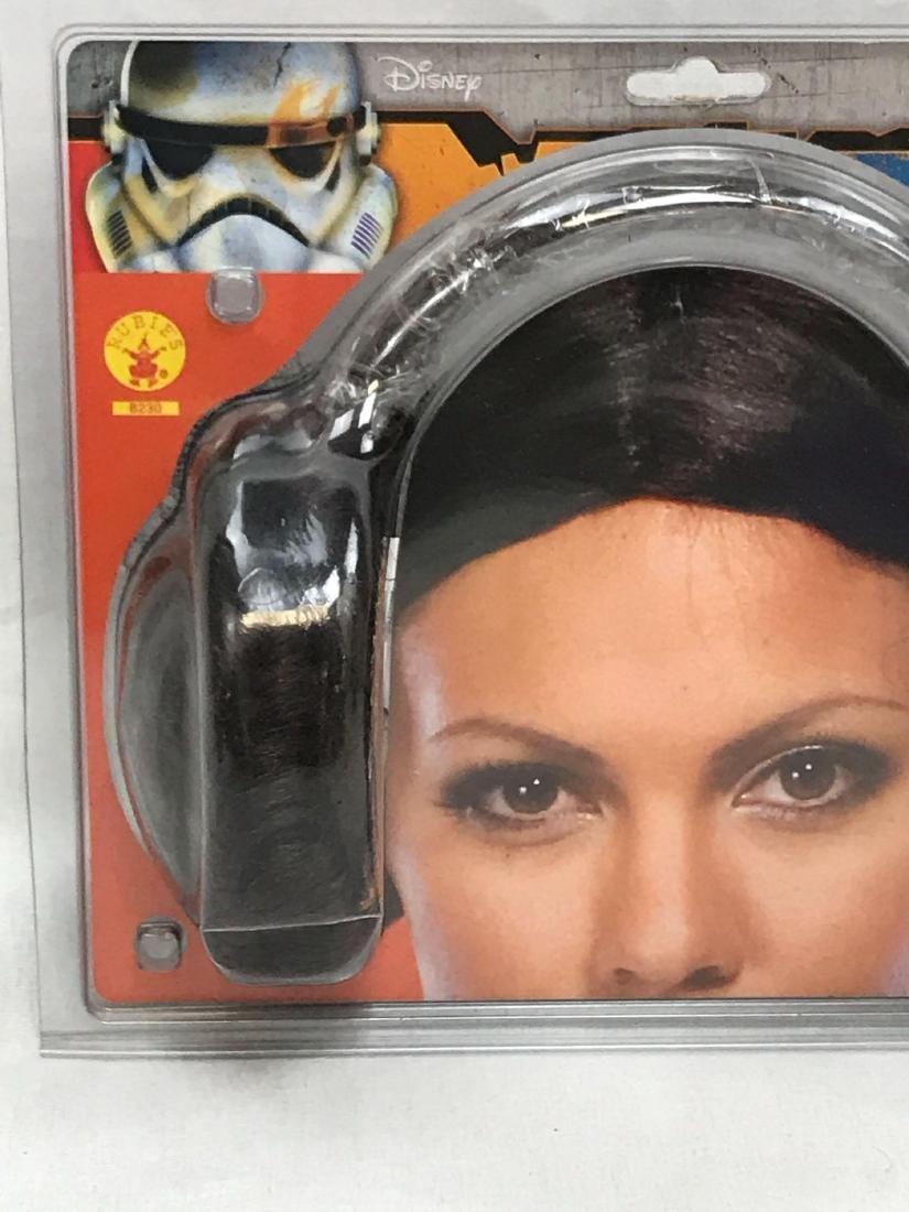 NOS - Star Wars Dsney - Princess Leia Hair Buns - - 5