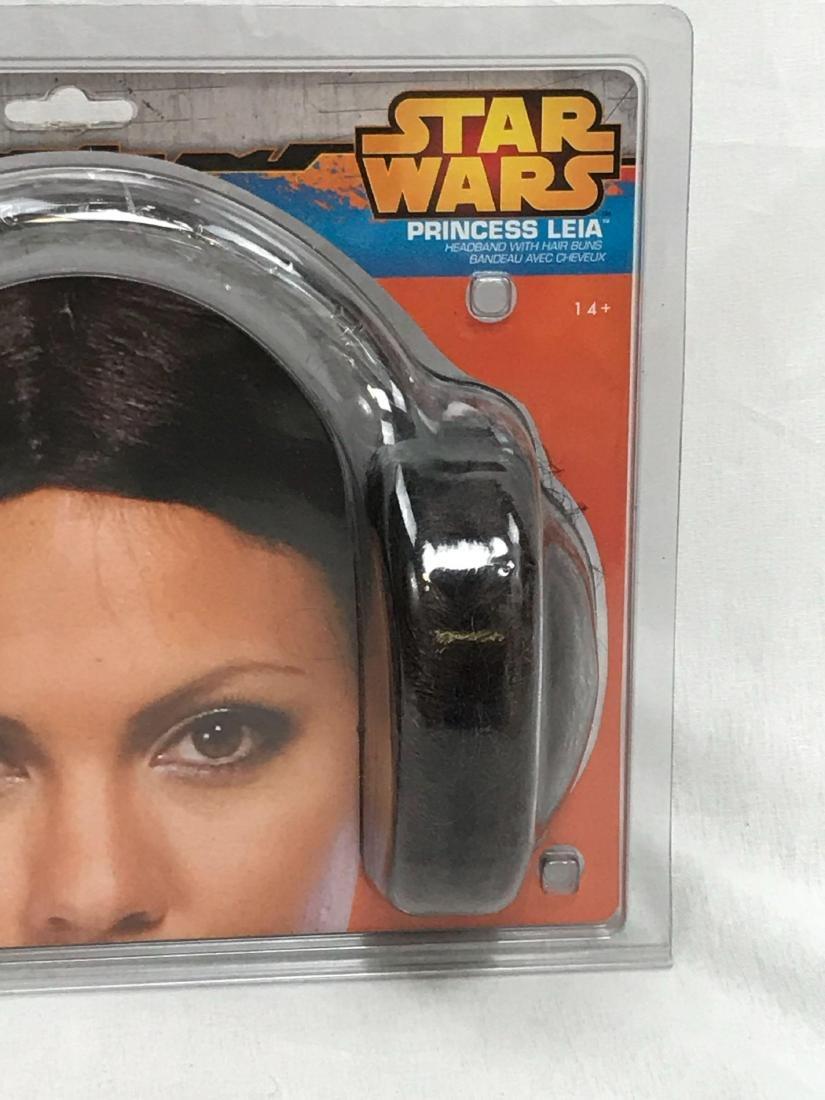 NOS - Star Wars Dsney - Princess Leia Hair Buns - - 6