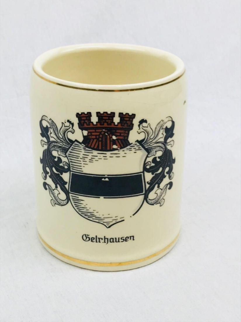 Vintage Handmade Mug from Gelnhausen, Germany