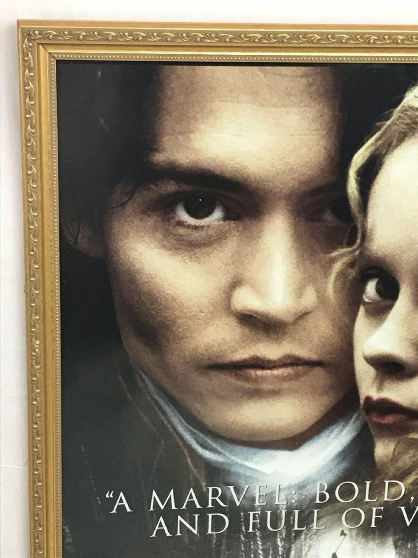 Original Movie Poster, Sleepy Hollow, Framed - 4