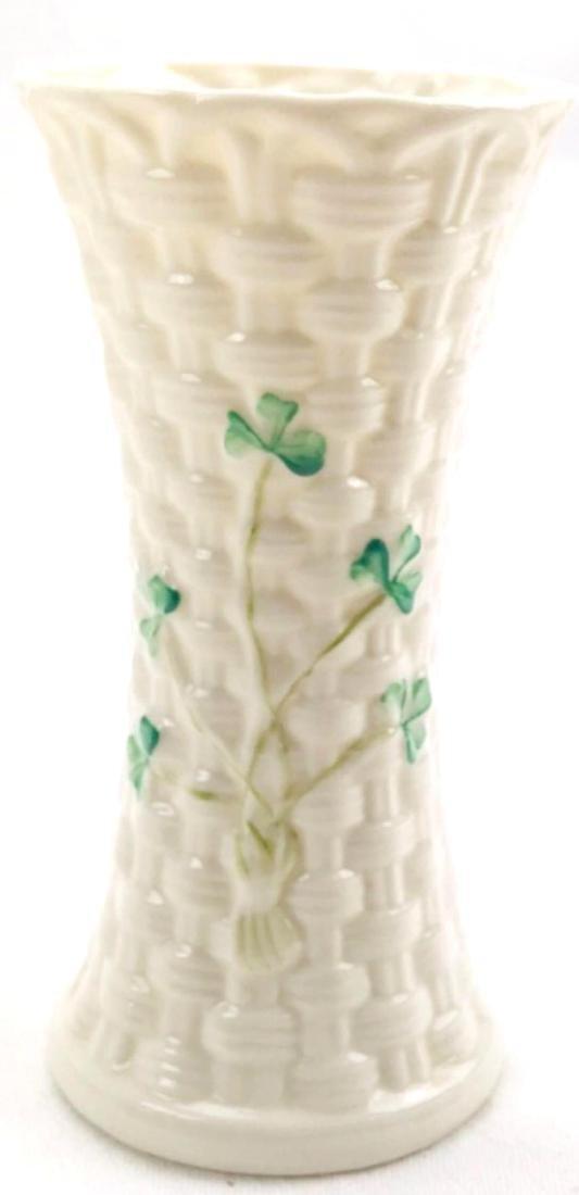 Vintage Belleek Colleen Vase
