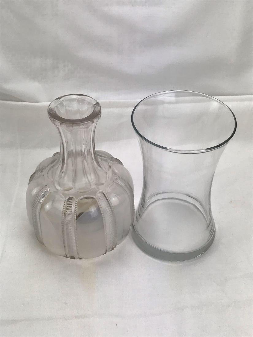 Pair of Glass Vases - 2