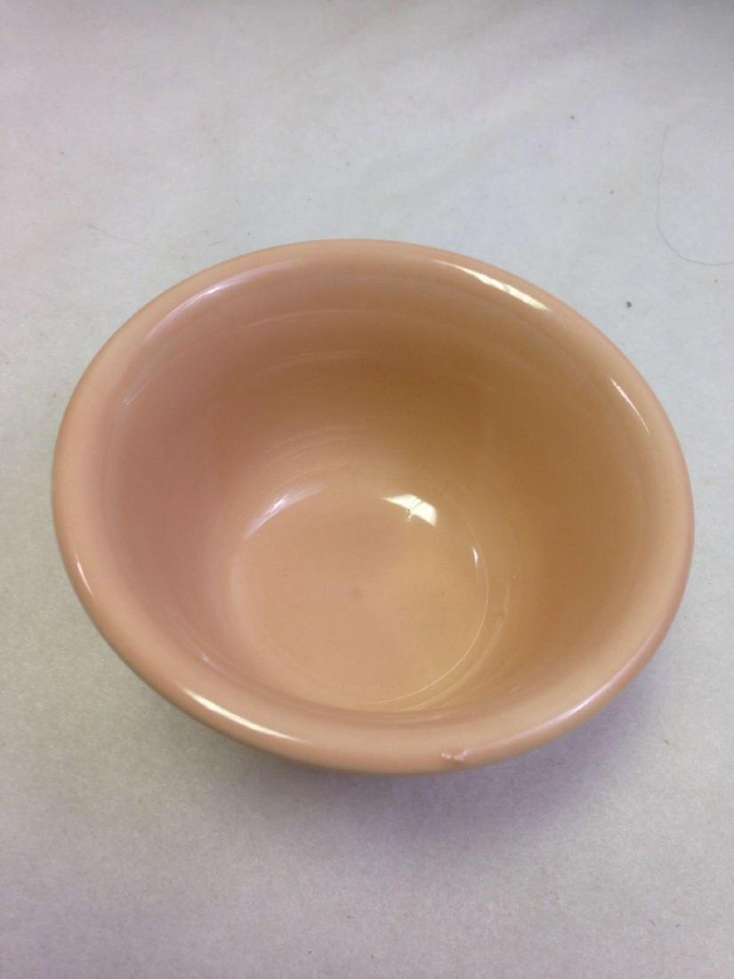 4 post 86 Fiestaware Bouillon Bowls in Apricot - 4