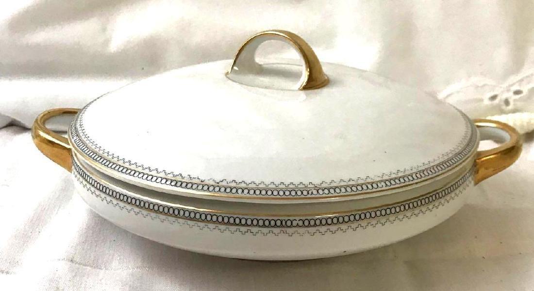 Vintage Nagoya Nippon Porcelain Serving Dish