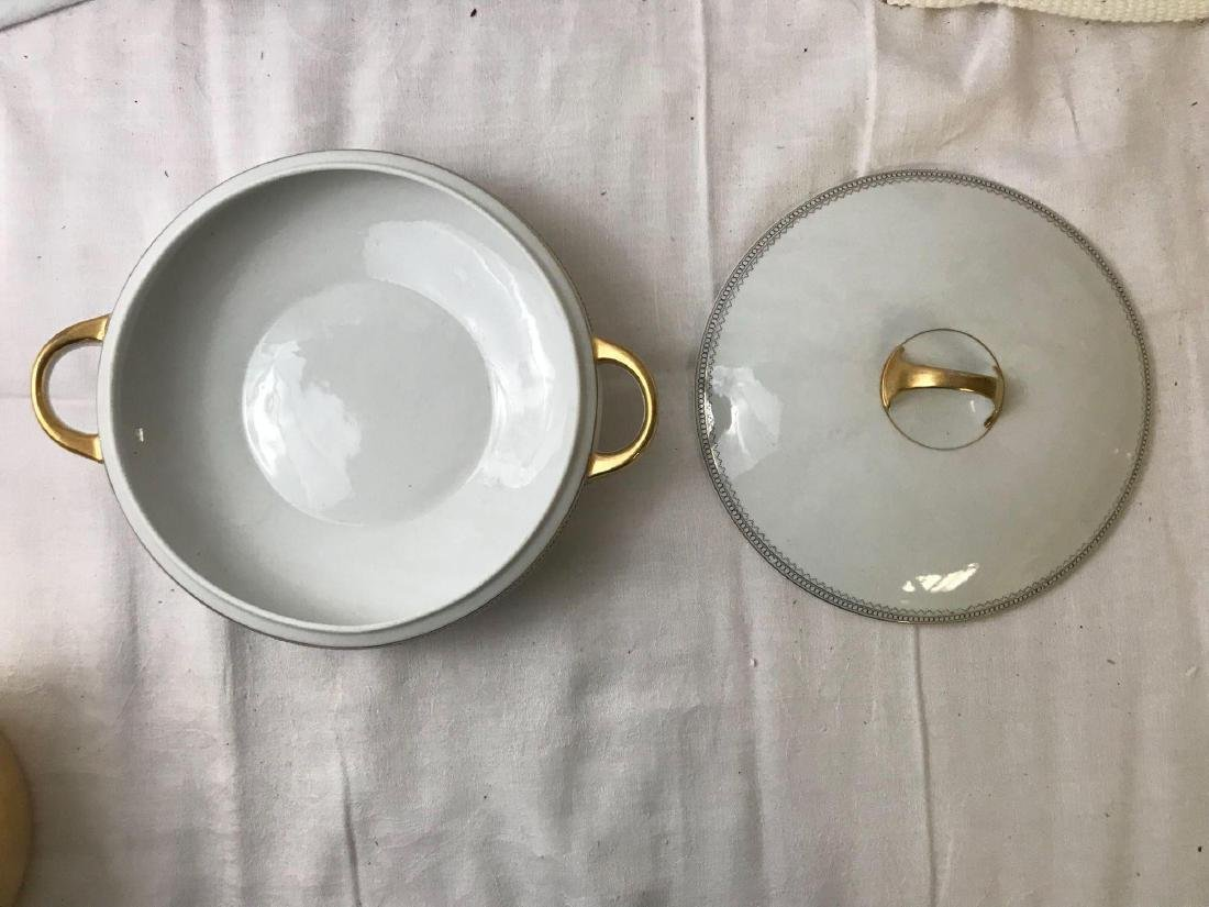 Vintage Nagoya Nippon Porcelain Serving Dish - 2