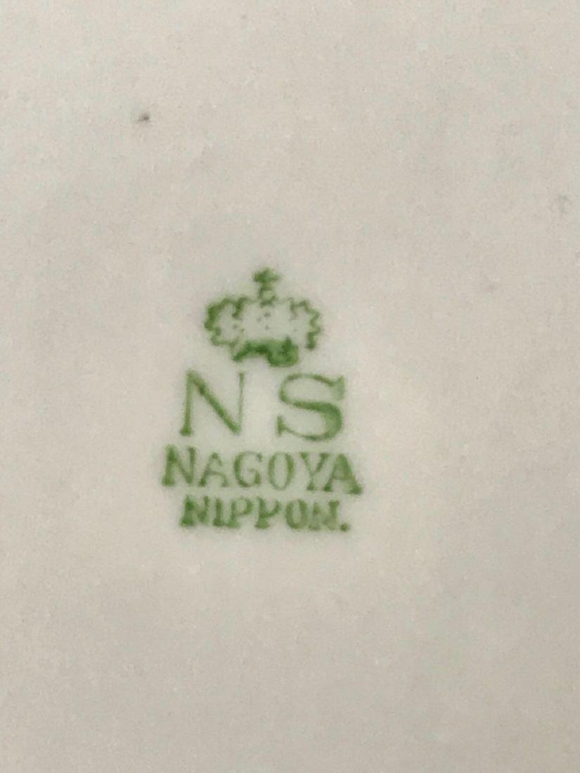 Vintage Nagoya Nippon Porcelain Serving Dish - 3
