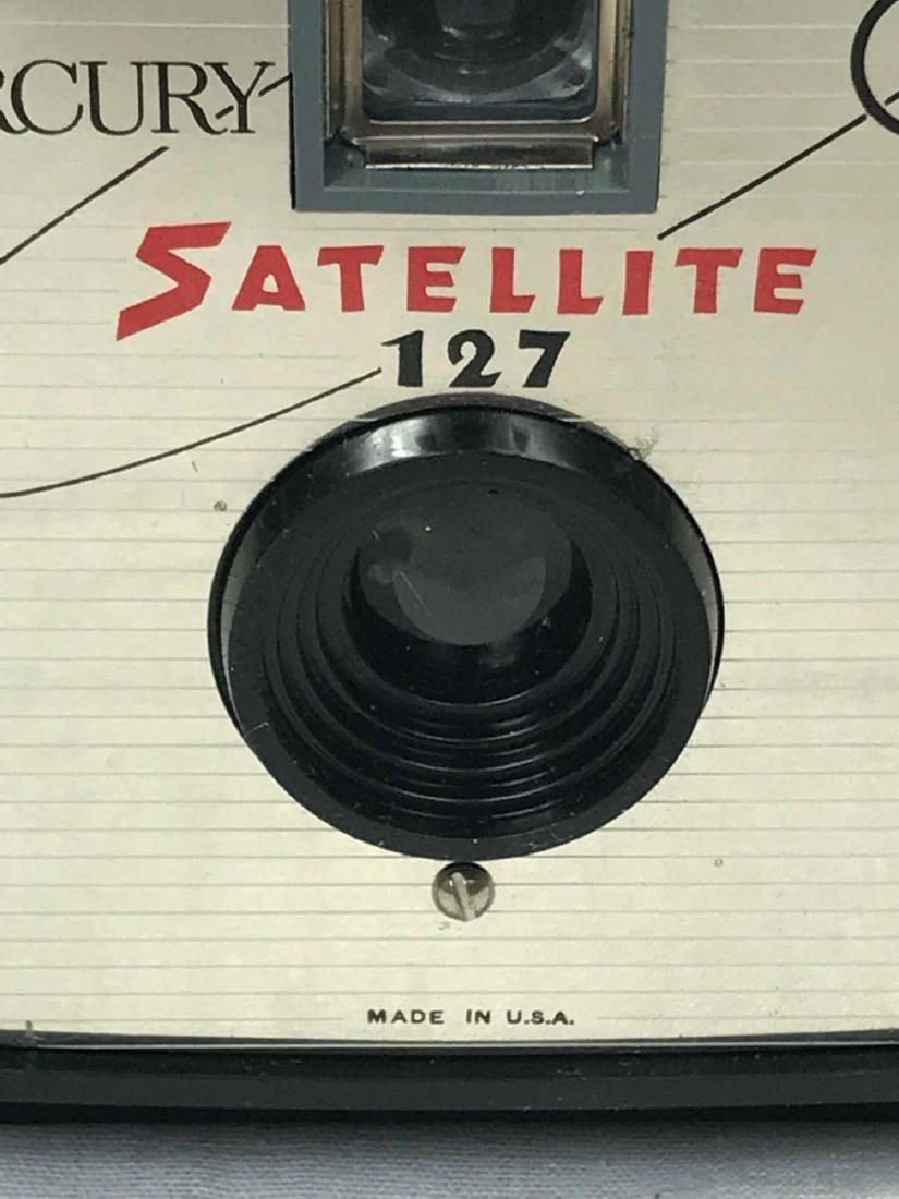 Vintage Mercury Satellite Camera, circa 1960's - 8