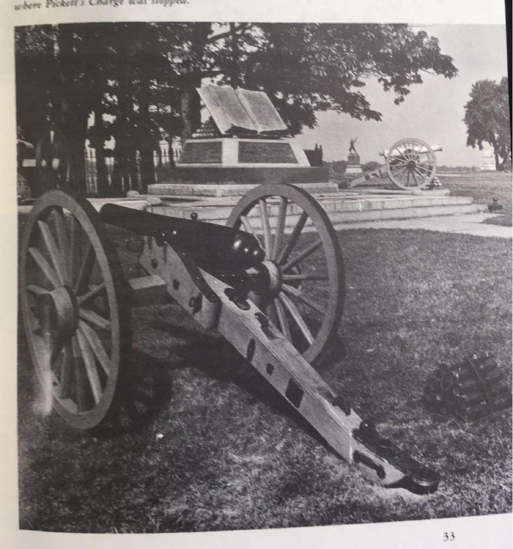 Vintage National Park Service Booklets Gettysburg and - 7