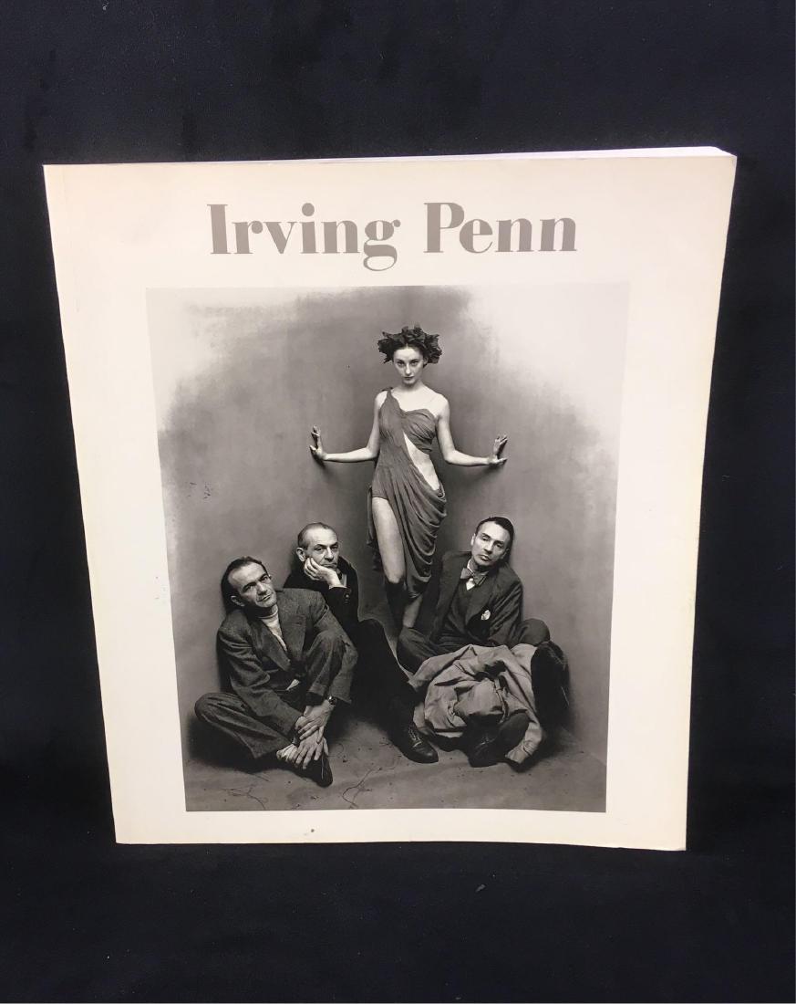 Vintage Book, Irving Penn by John Szarkowski The Museum