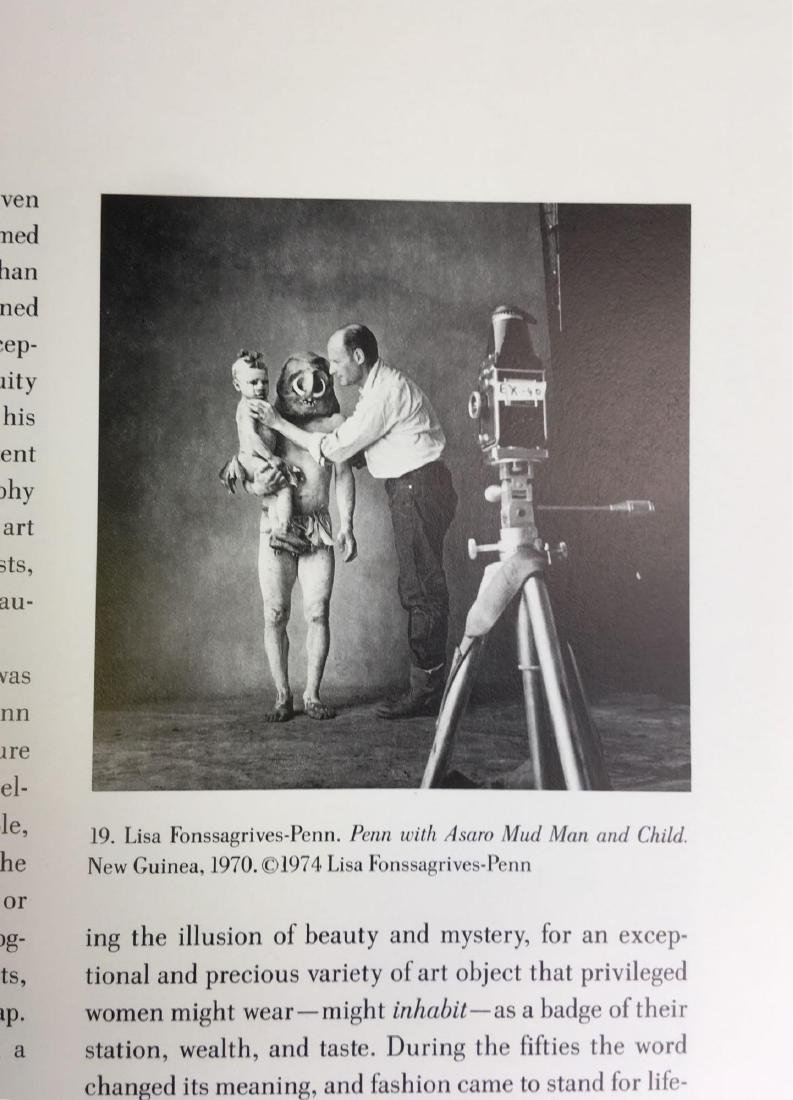 Vintage Book, Irving Penn by John Szarkowski The Museum - 3