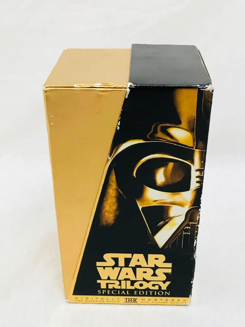 2 Star Wars Trilogy VHS Sets 1992 1997 - 10