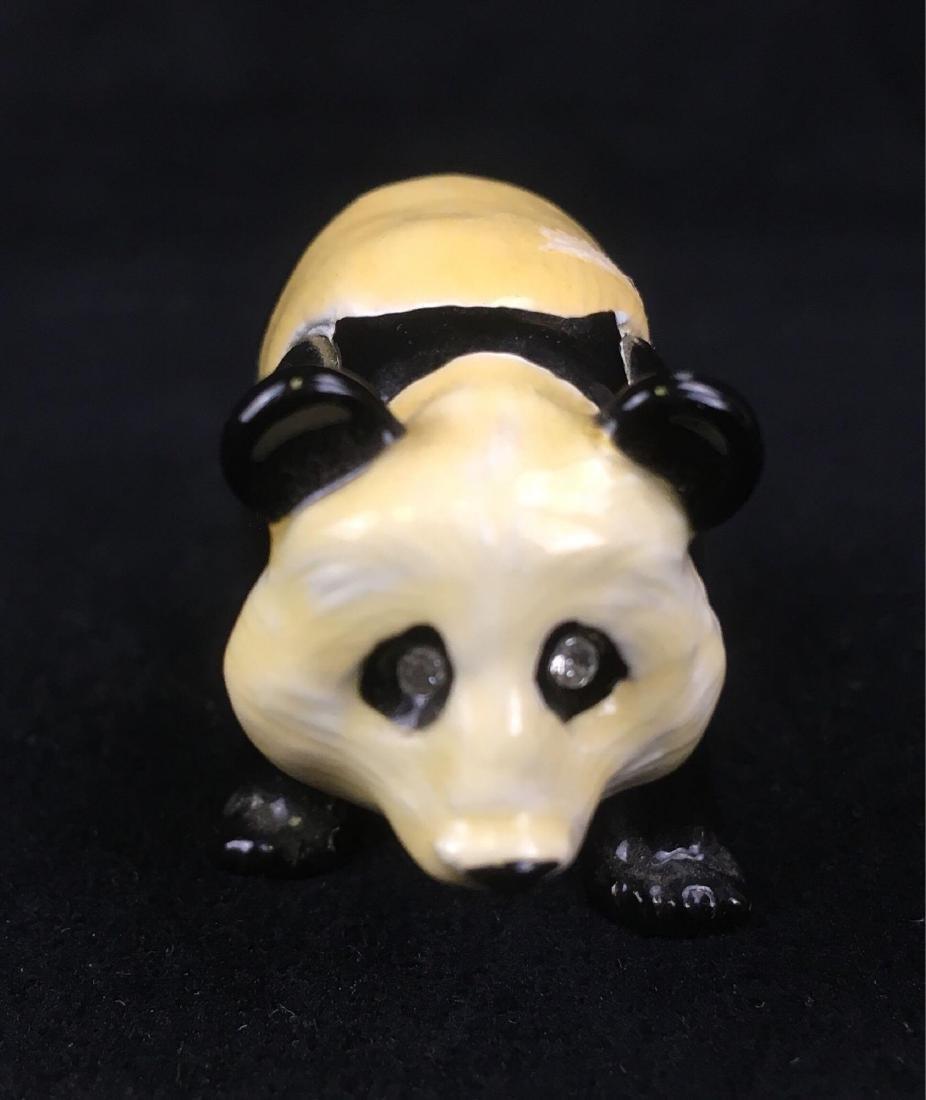 Monet Panda Trinket Pill Box - 2
