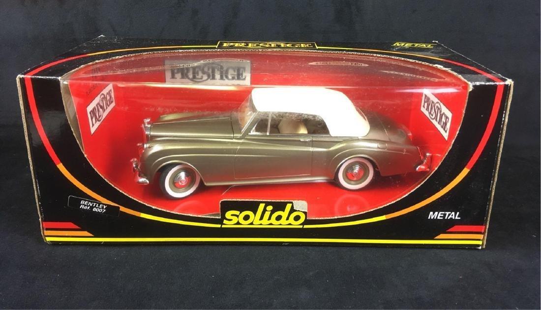 Prestige Model Collectors Car 1961 Bentley In the