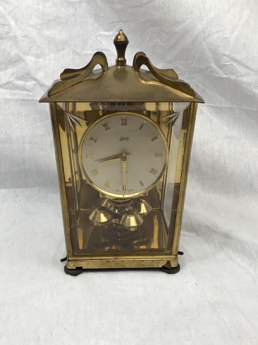 Schatz London Coach Anniversary Clock - 3