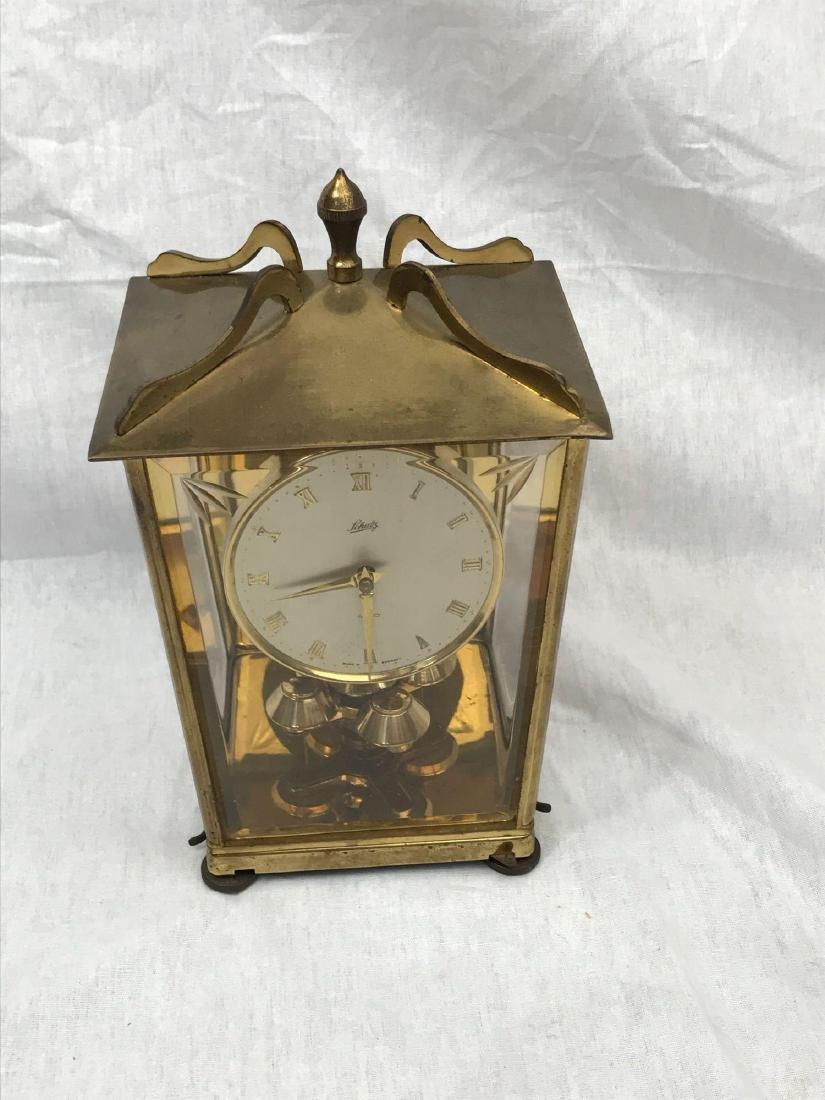 Schatz London Coach Anniversary Clock - 4