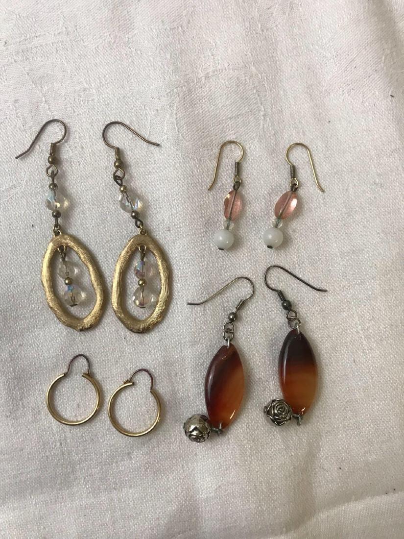 Vintage Assortment Of Earrings