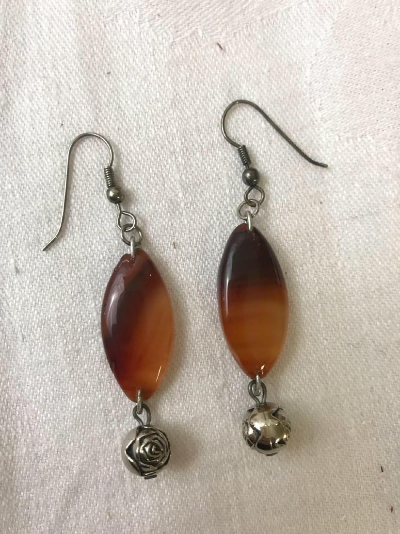 Vintage Assortment Of Earrings - 5