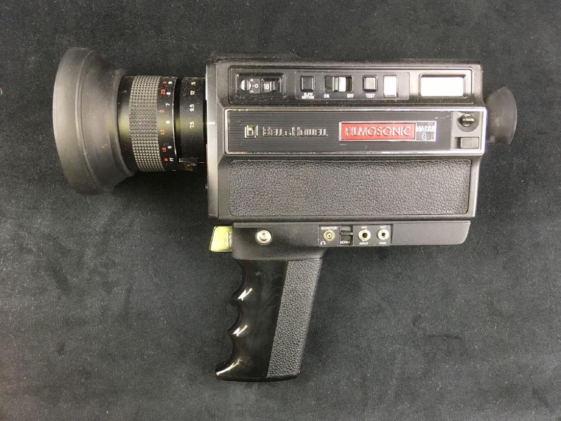 Vintage Collection Of Video Cameras - 10