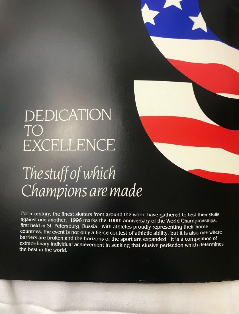 Tour Of The World Figure Skating Champions 1996 Program - 3