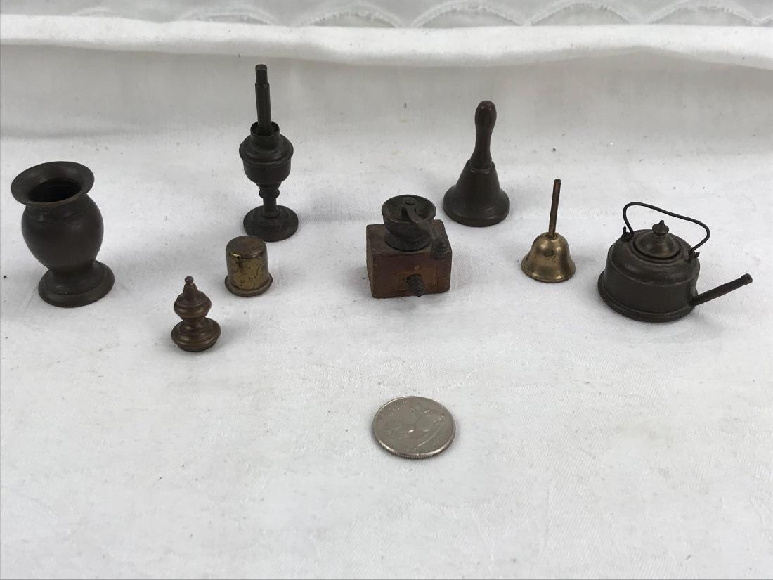 Vintage Dollhouse Miniature Kitchen Tools