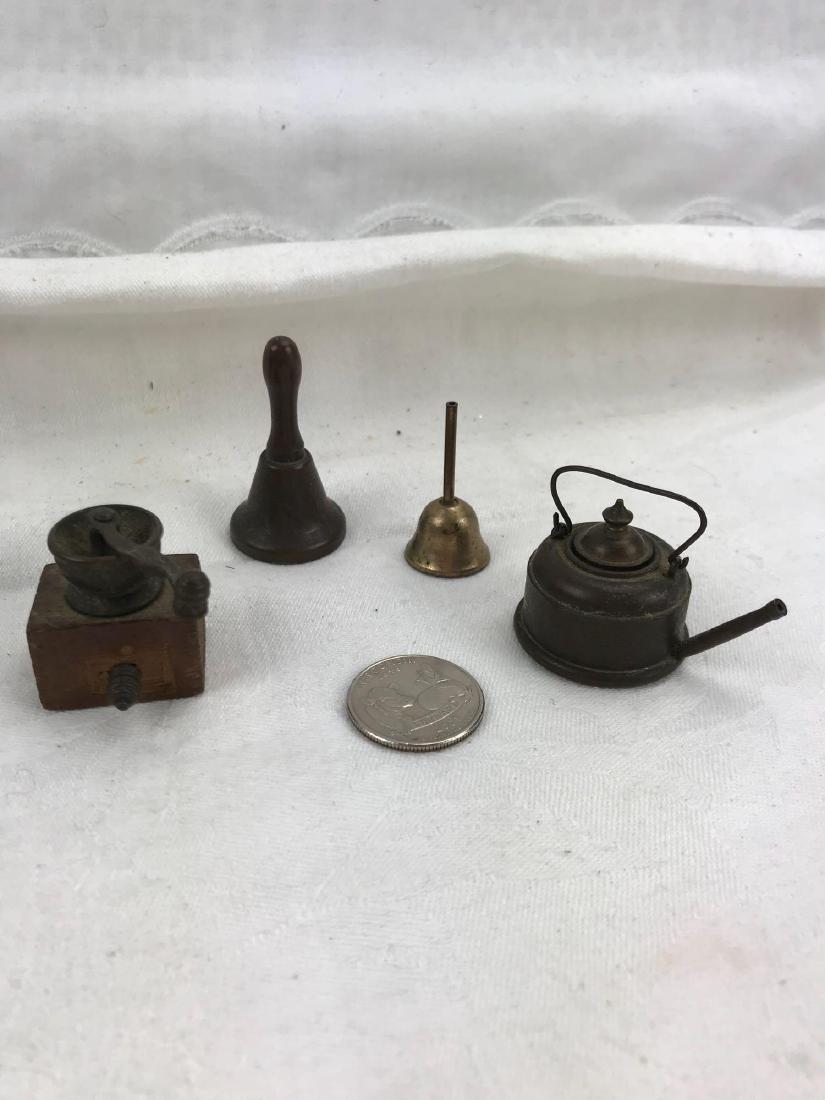 Vintage Dollhouse Miniature Kitchen Tools - 3