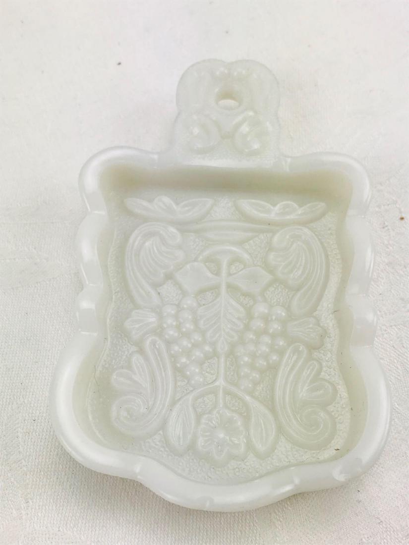 Imperial Milk Glass Trivet