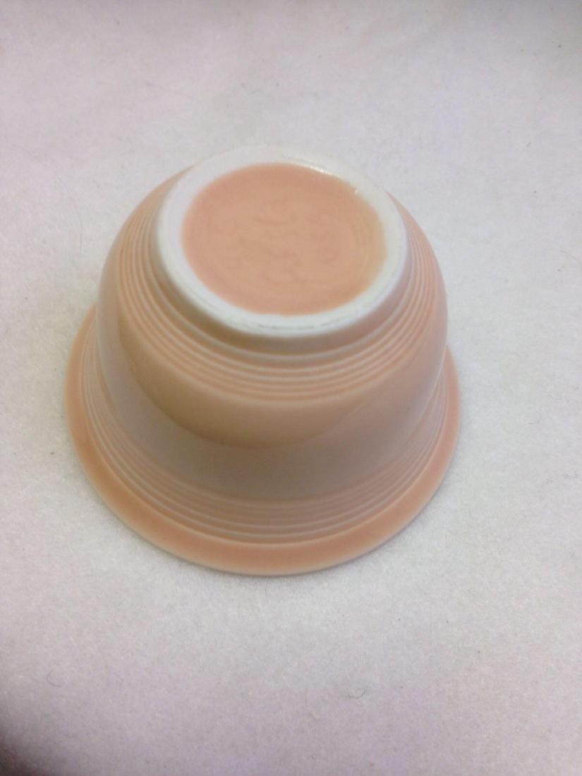 4 post 86 Fiestaware Bouillon Bowls in Apricot - 2
