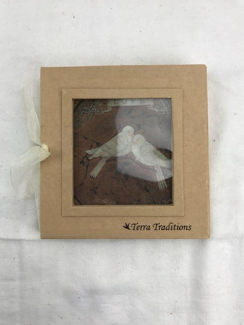 Terra Traditional Love Dove Photo Album