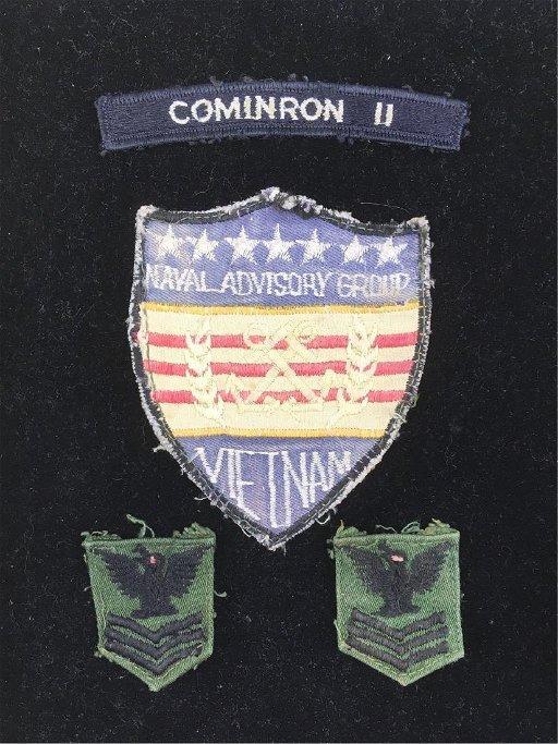 e49d968c871853 Original Vietnam War U.S. Navy Patches - Feb 21, 2019   Rapid Estate ...