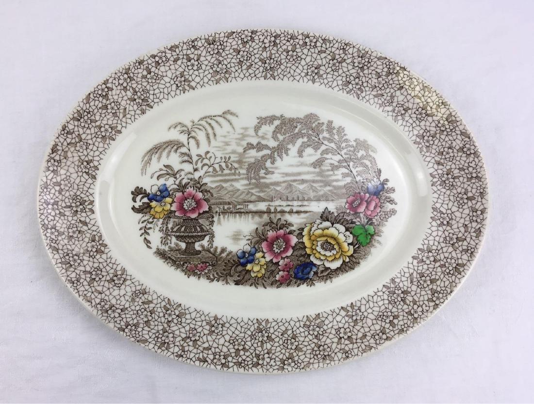 """Myott Staffordshire 16"""" Serving Platter"""