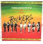 Vintage Rockers Reggae Album Soundtrack