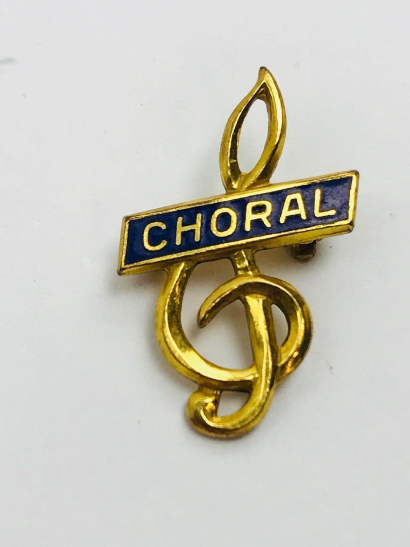 Vintage Graduation Pins - 4