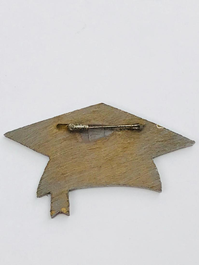 Vintage Graduation Pins - 7