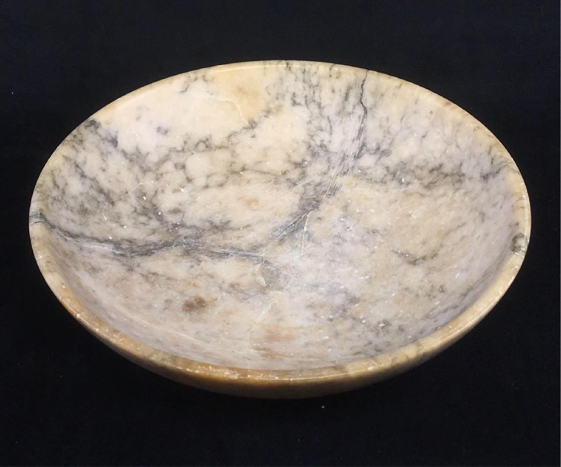 Vintage Marble Kitchen Decor Bowl
