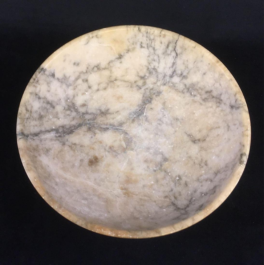 Vintage Marble Kitchen Decor Bowl - 2
