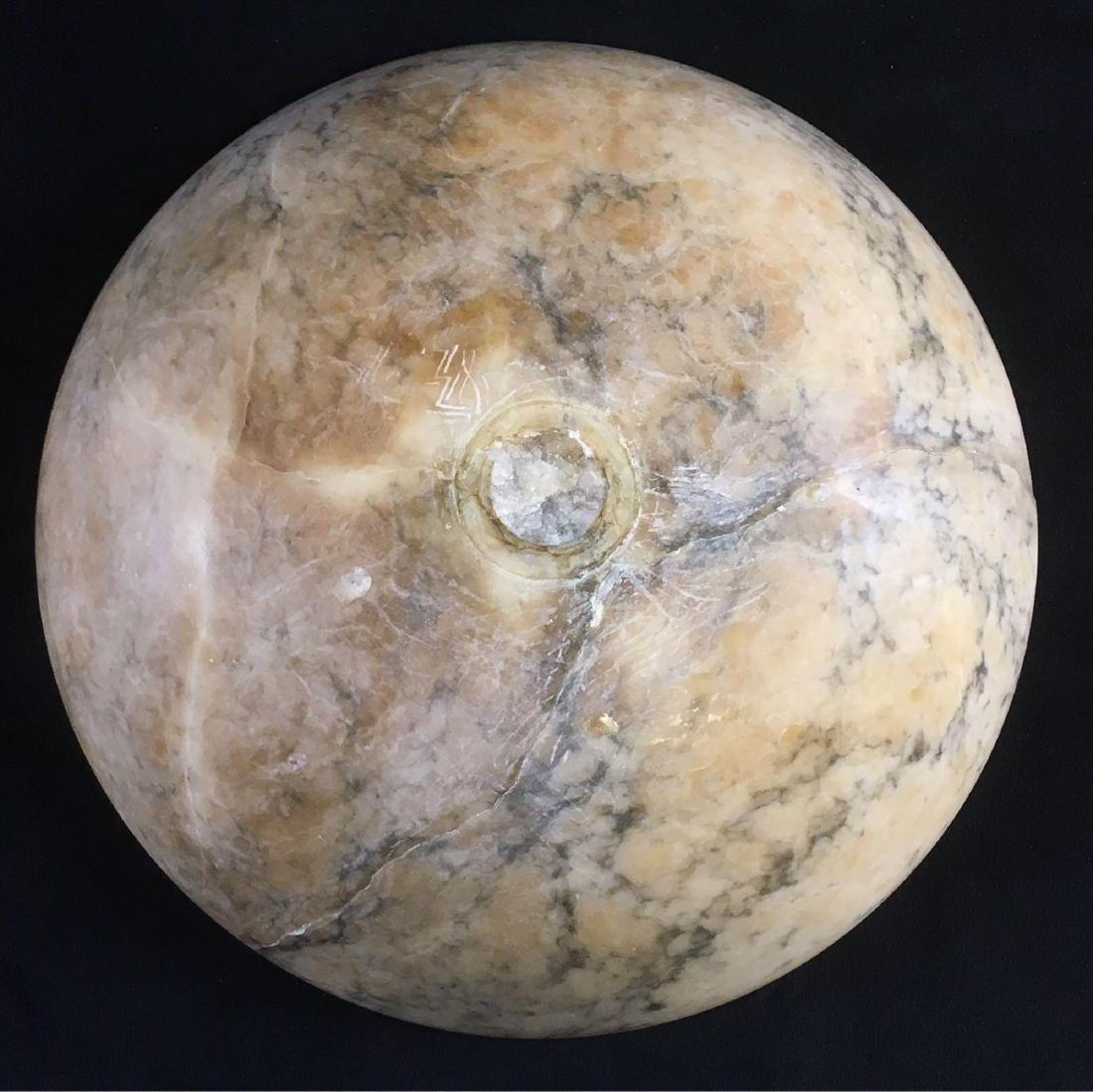 Vintage Marble Kitchen Decor Bowl - 3