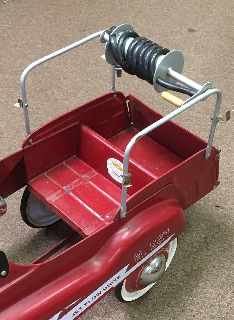 Child's Pedal Car Fire Engine - 5