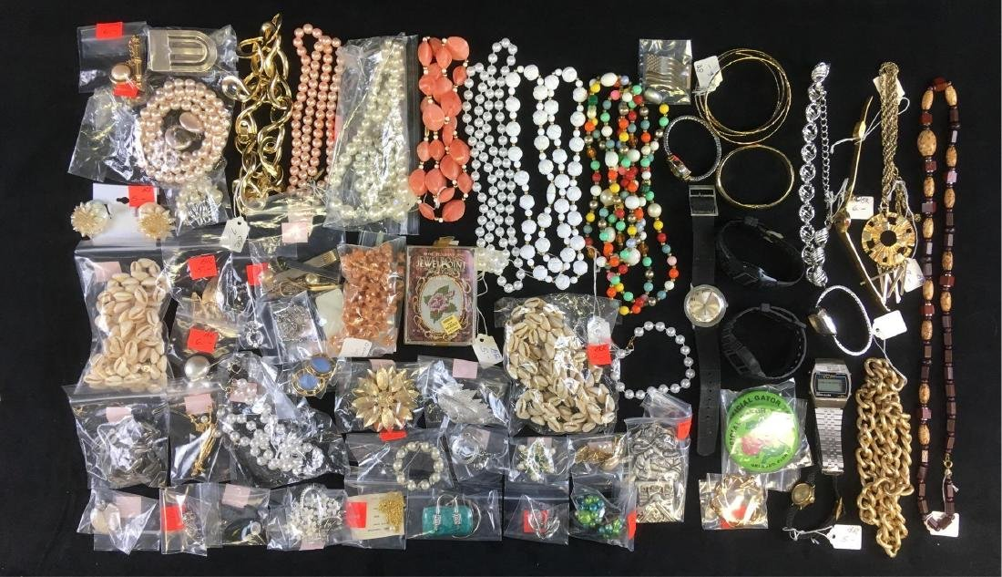 Giant Collection Of Costume Accessories