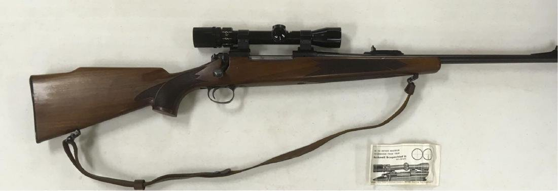Remington Model 700 ADL Rifle with Bushnell Scope
