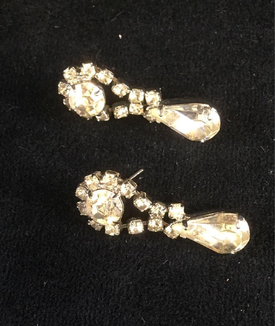 Vintage Collection Of Art Nouveau Style Earrings - 4