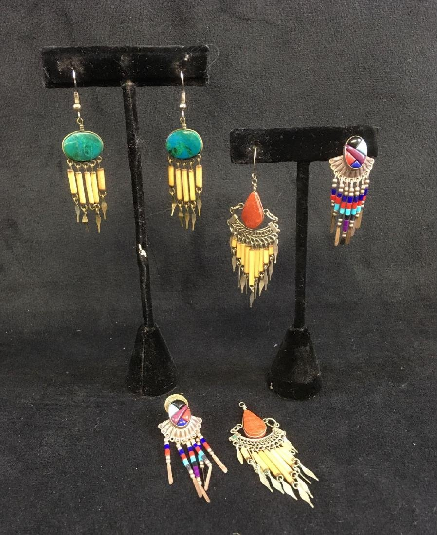 Southwestern Earring Collection