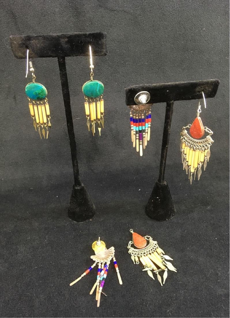 Southwestern Earring Collection - 5