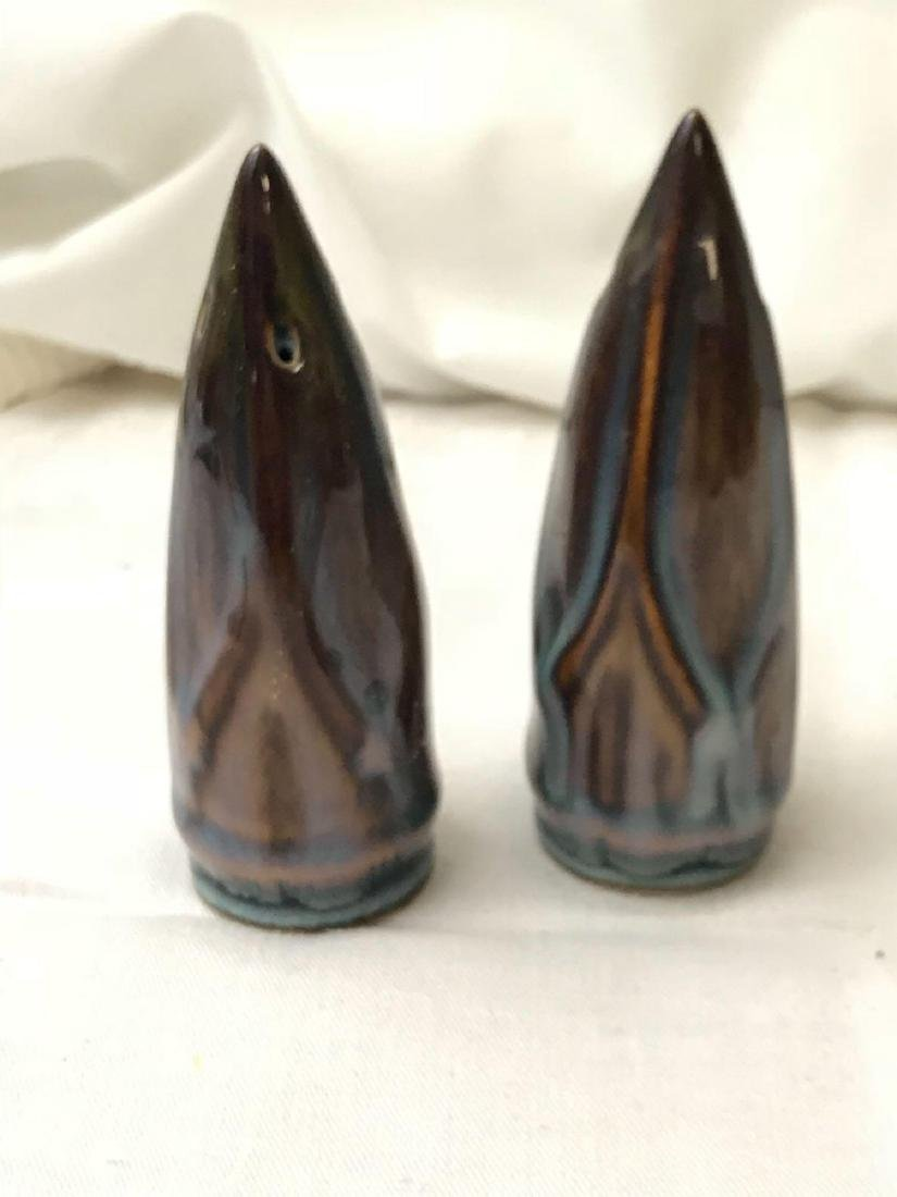 Hand Made Salt & Pepper Shakers