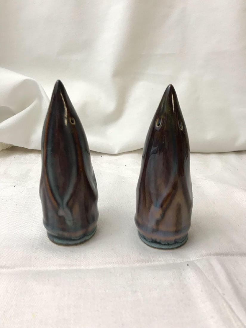 Hand Made Salt & Pepper Shakers - 3