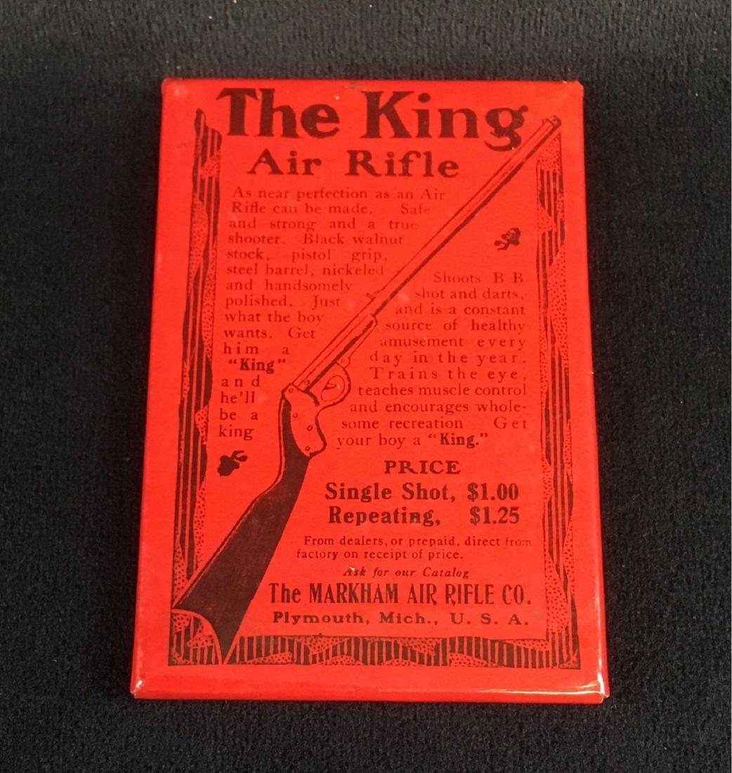 Vintage Advertising Pocket or Purse Mirror
