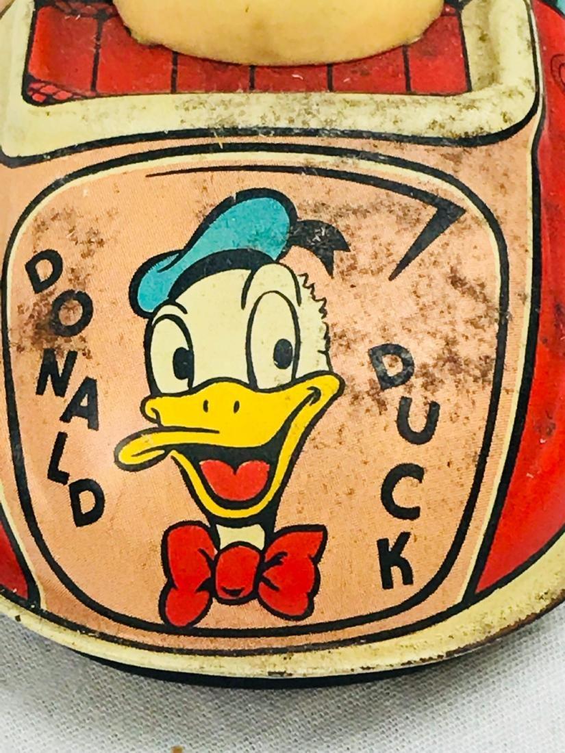 Vintage Marx Disney Tin Toy, Mickey Mouse Clockwork - 5