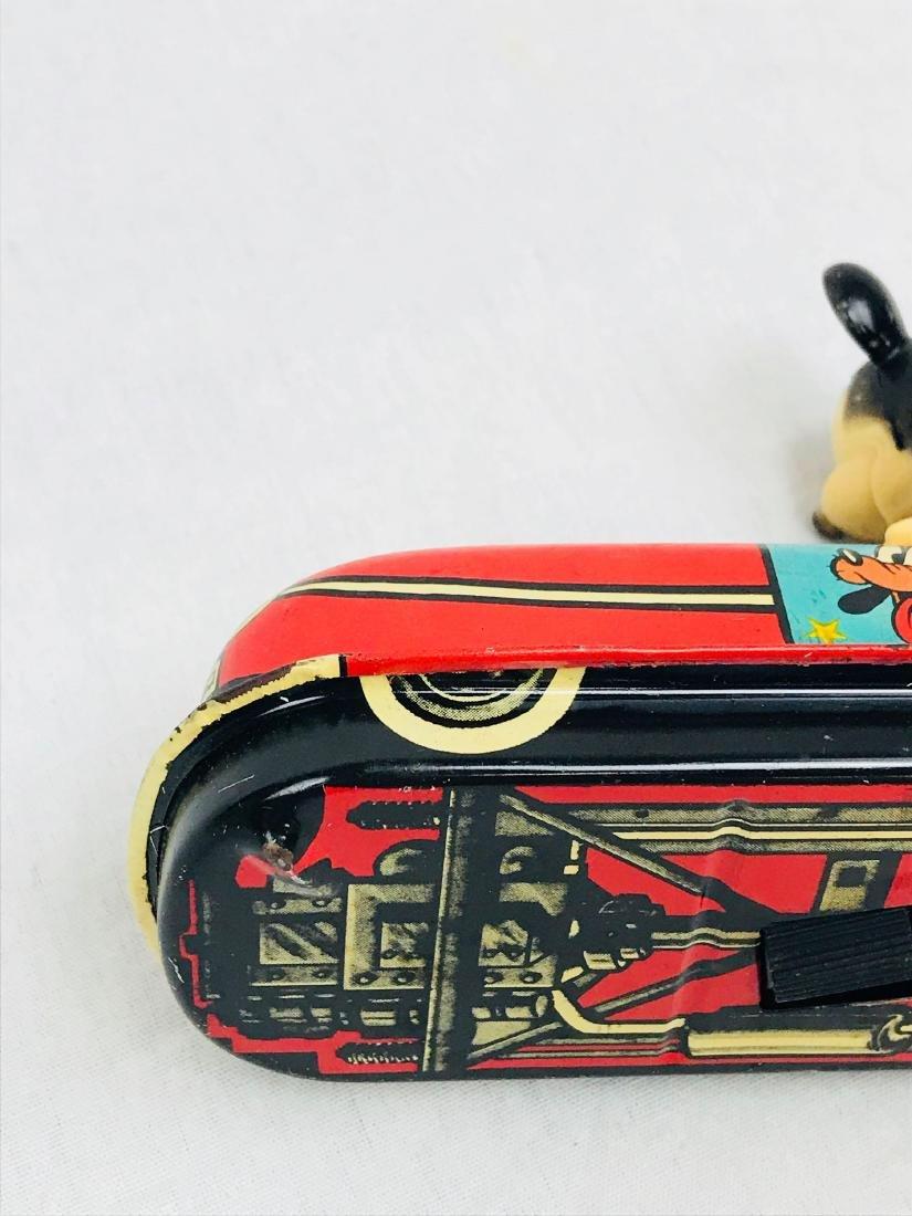 Vintage Marx Disney Tin Toy, Mickey Mouse Clockwork - 8