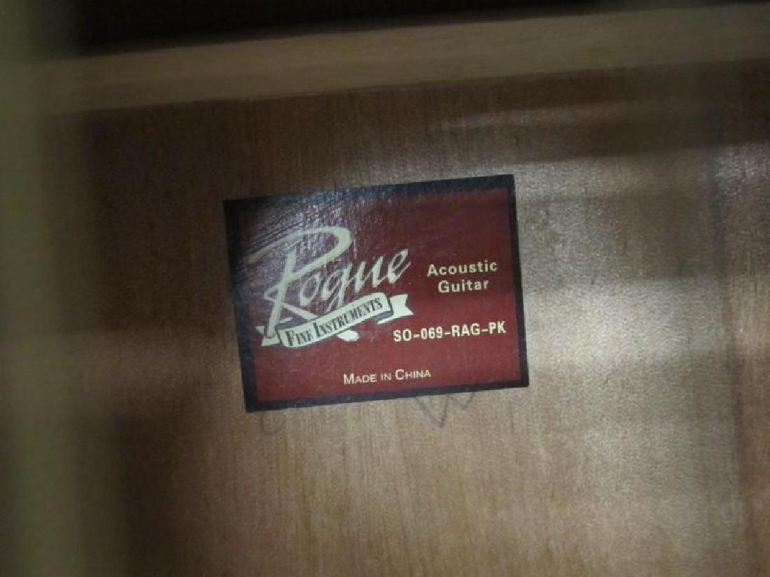 Rogue Acoustic Guitar - 3