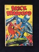 Rare King Features Comics No 6 Brick Bradford